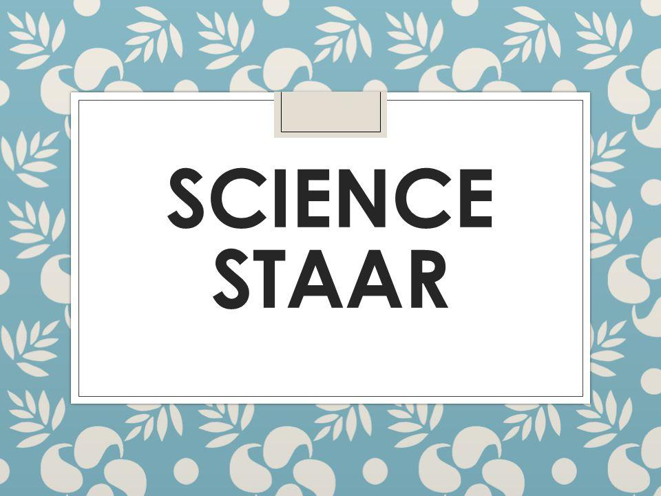 SCIENCE STAAR