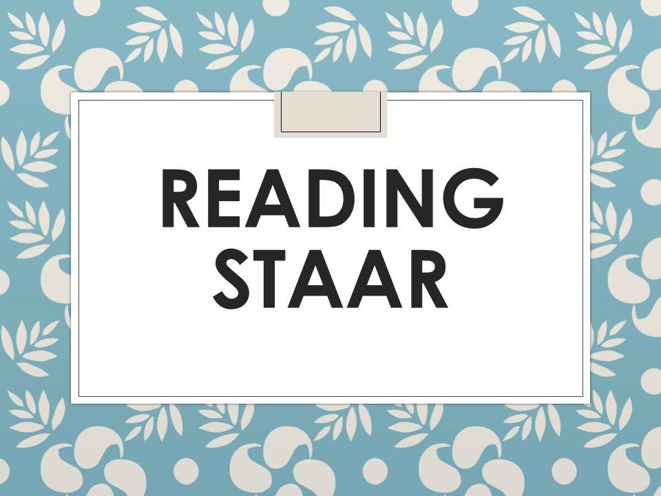READING STAAR