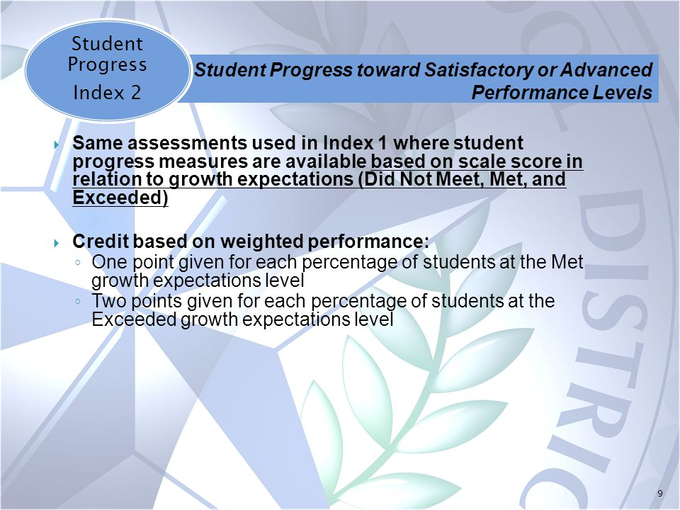 10  ELL Exclusions:  English test version results  2013: ELL Excluded  Proposed 2014 and beyond: ◦ Students in U.S.