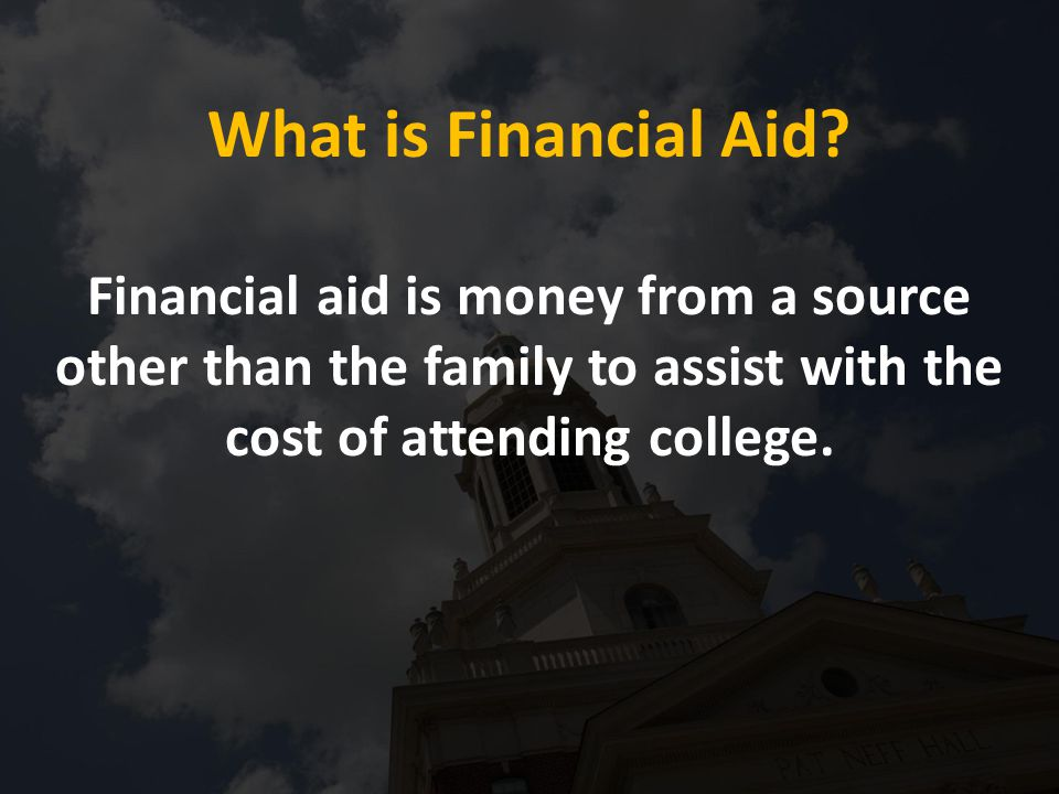 Don't let the Cost of Attendance stop you from considering Baylor.