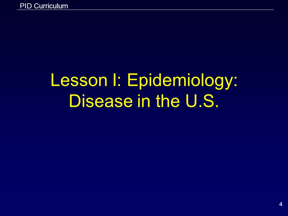 PID Curriculum 25 General PID Management Considerations Regimens must provide empiric broad- spectrum coverage of likely pathogens including N.