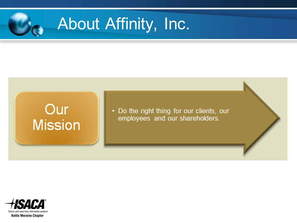 About Affinity, Inc.