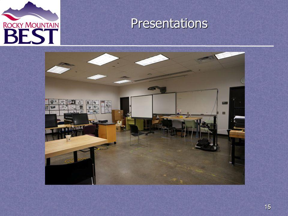 Presentations 15