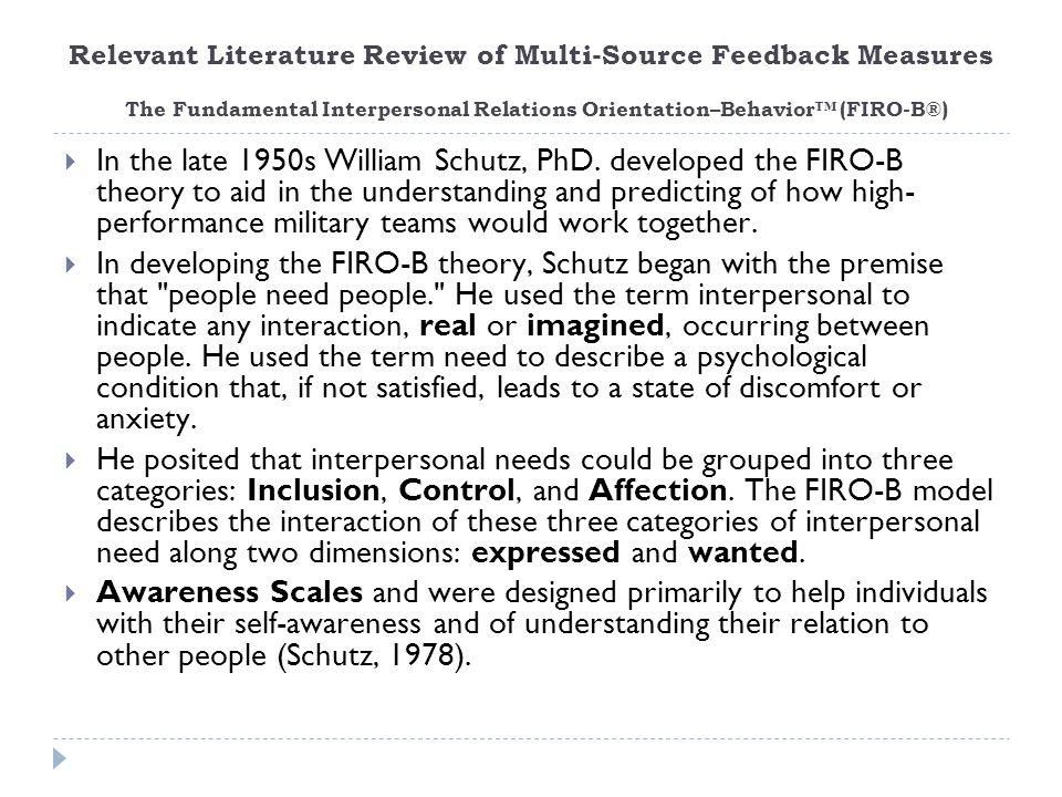 Disruptive Behavior Instrument  Conclusions/Limitations:  We have 2 main factors and 5 critical items.