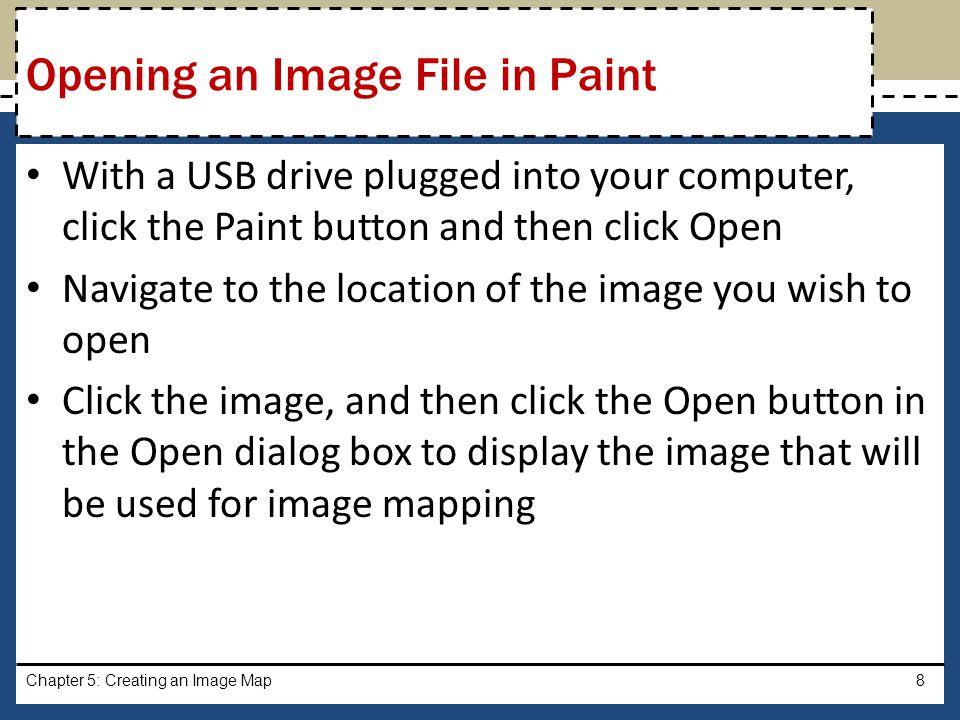 Chapter 5: Creating an Image Map19 Creating a Horizontal Menu Bar with Text Links