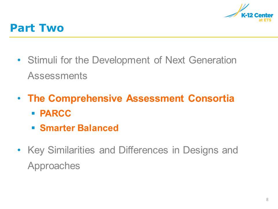 The Smarter Balanced Assessment Consortium 19