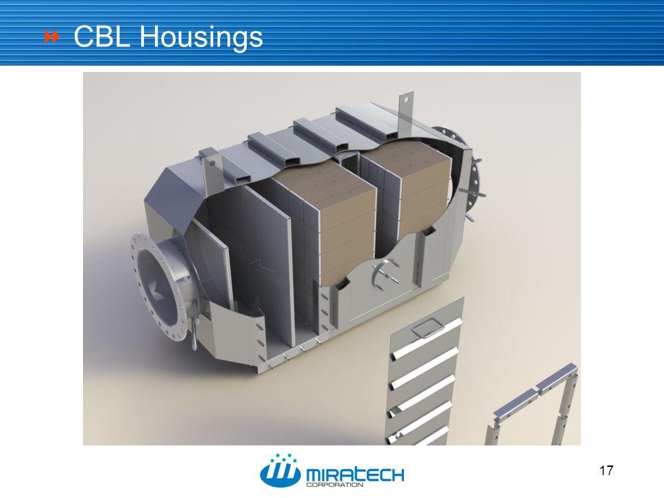  17 CBL Housings