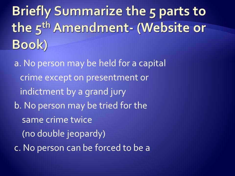  Procedural Due Process-  Substantive Due Process-