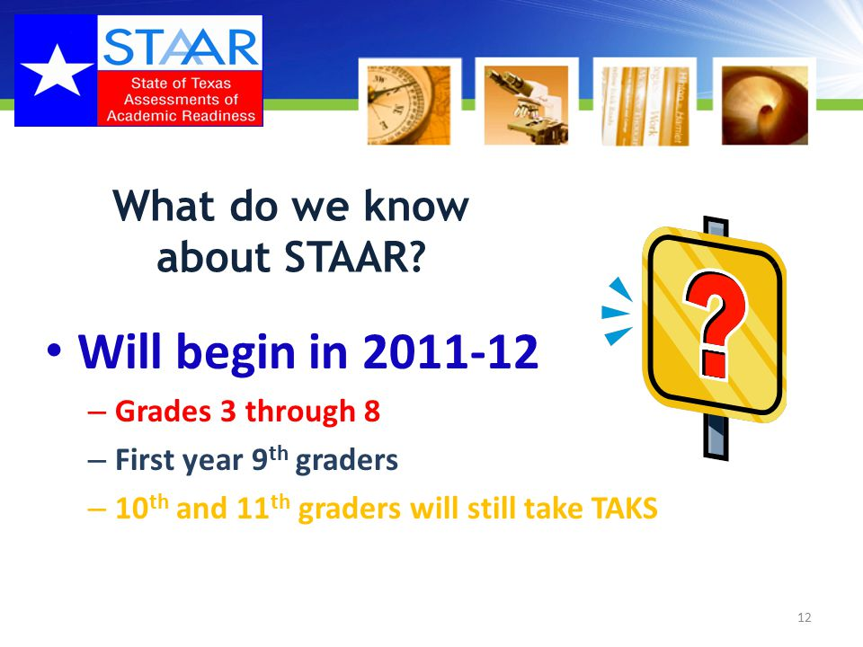 What do we know about STAAR.