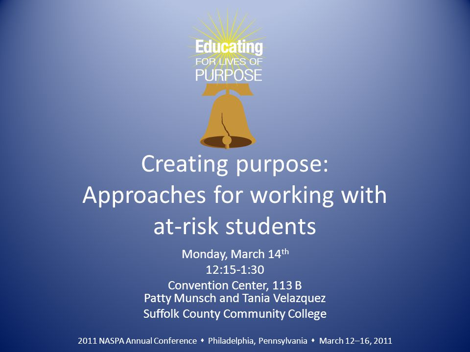 Characteristics of Successful Support Programs Provide Faculty Teaching and Learning training specifically geared to developmental coursework Monitor student participation in learning centers through computerized program Have counselors work one-on-one with students including the discussion of monitored time in learning centers Regular communication between counselors, faculty and administrators connected to developmental education programs Use of cohort model for developmental coursework Including peer mentors Gallard, Albritton, Morgan, 2010