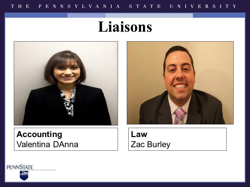 Liaisons Accounting Valentina DAnna Law Zac Burley
