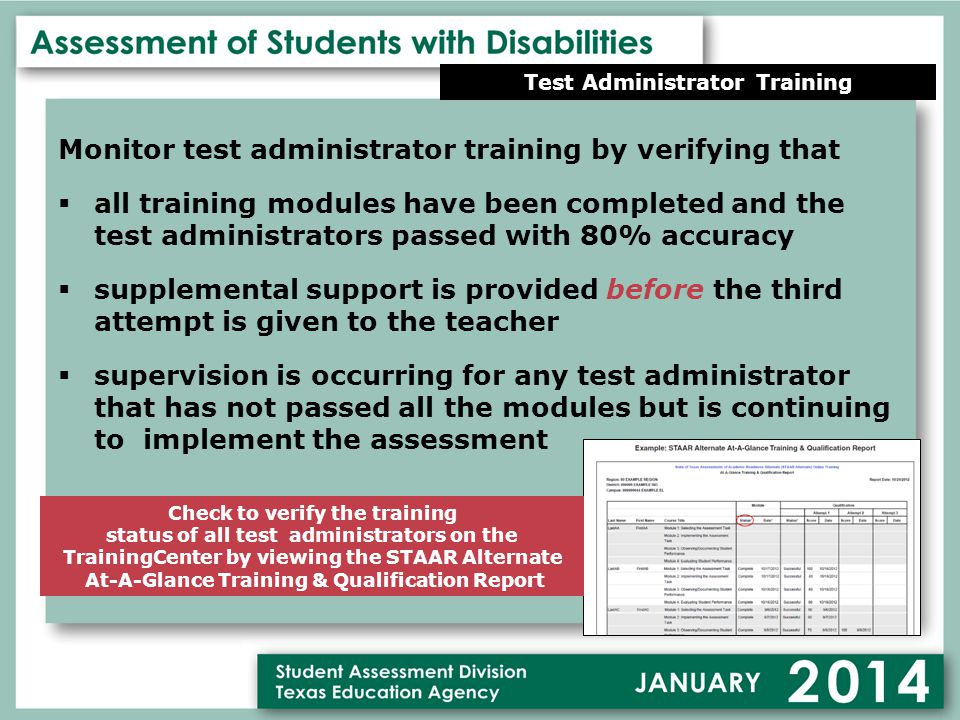 Participation Requirements How does an ARD committee determine whether STAAR Modified is the appropriate assessment.