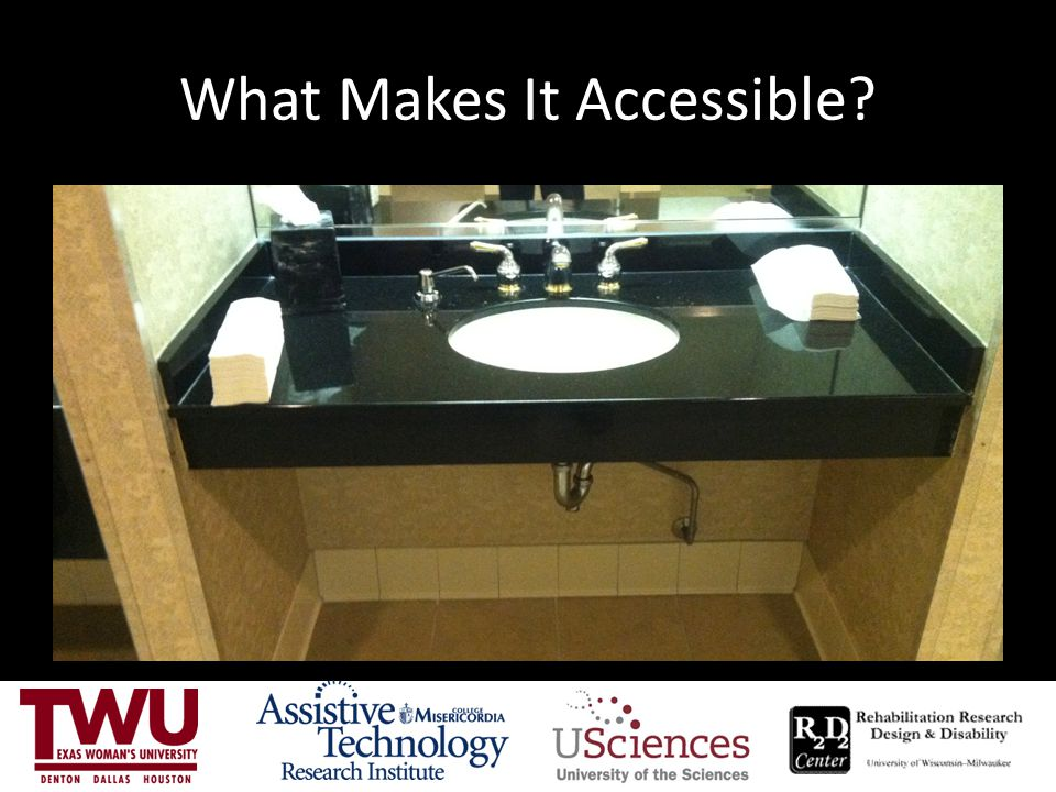 What Makes It Accessible?