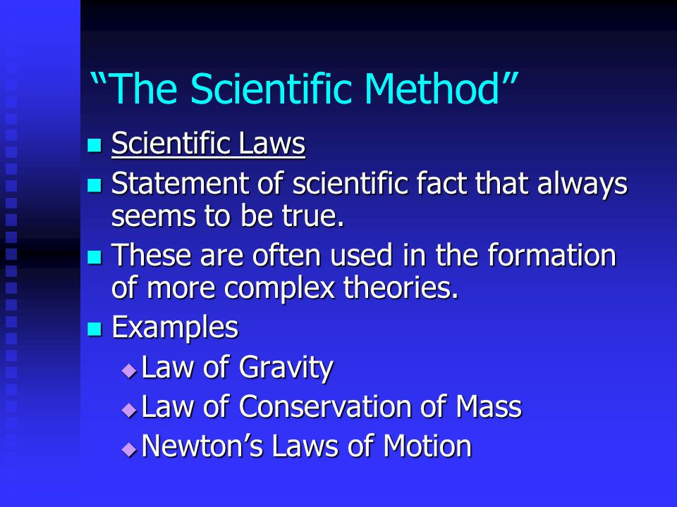 Science In The Real World Theories are constantly being tested by groups of scientists to improve their validity.