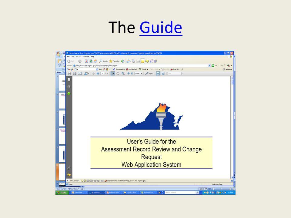 The GuideGuide