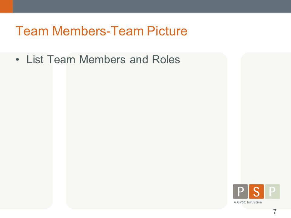 Team Members-Team Picture List Team Members and Roles 7