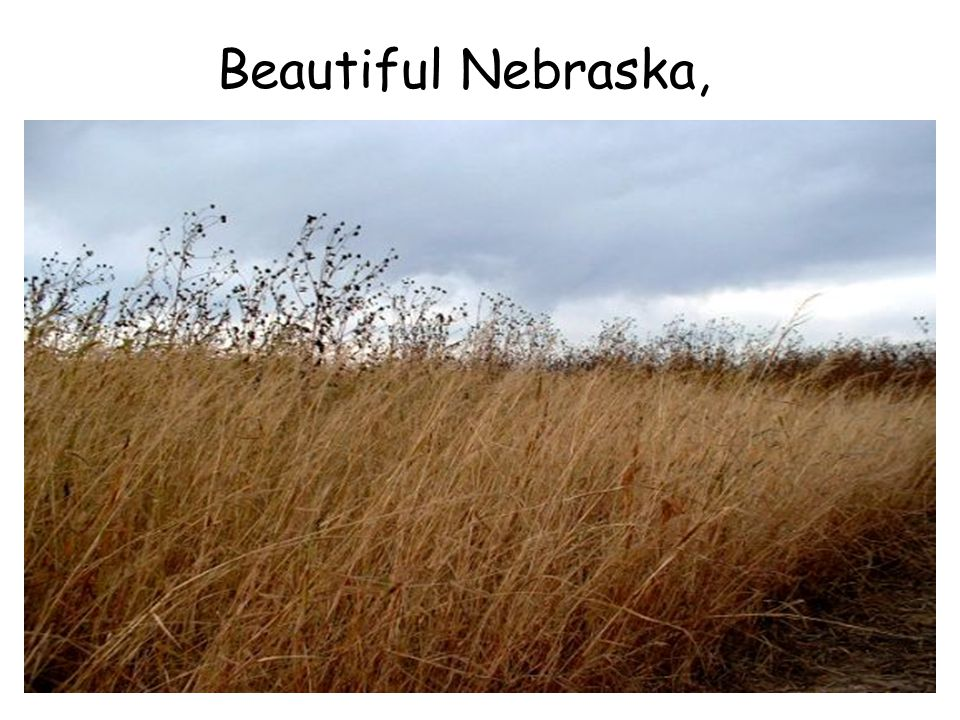 Beautiful Nebraska,