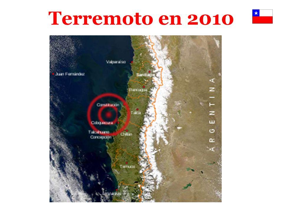 Terremoto en 2010