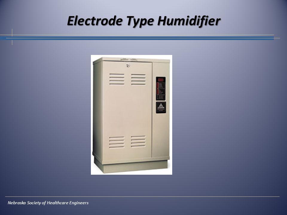 Nebraska Society of Healthcare Engineers Electrode Type Humidifier