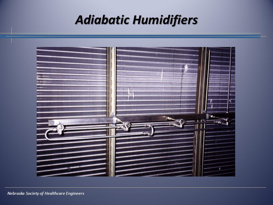 Nebraska Society of Healthcare Engineers Adiabatic Humidifiers