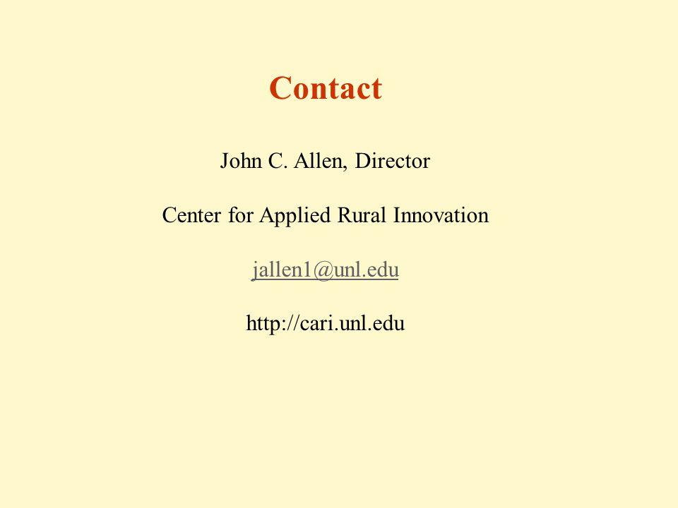 Contact John C.