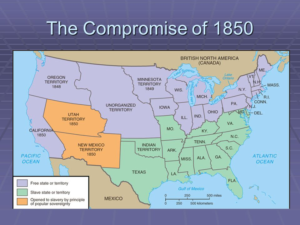 Political Upheaval, 1852-1856  Whigs and Democrats manage controversy in 1850  Sectionalism destroys both parties in 1850s