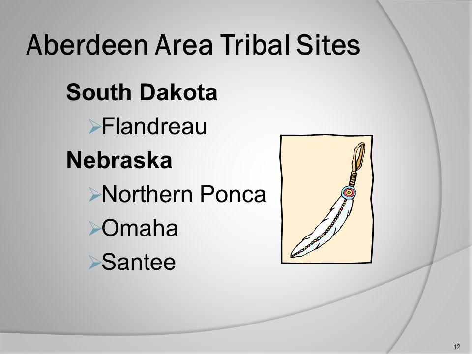 Aberdeen Area Health Centers South Dakota  Wagner  Sisseton  Fort Thompson  Lower Brule  McLaughlin  Kyle  Wamblee North Dakota  Ft.