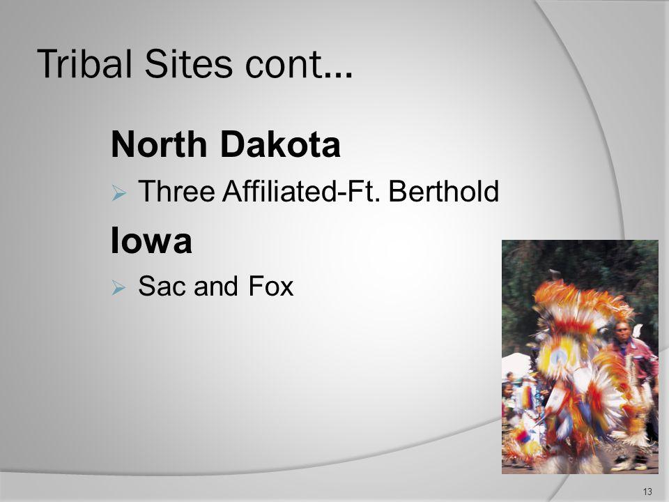 Aberdeen Area Tribal Sites South Dakota  Flandreau Nebraska  Northern Ponca  Omaha  Santee 12