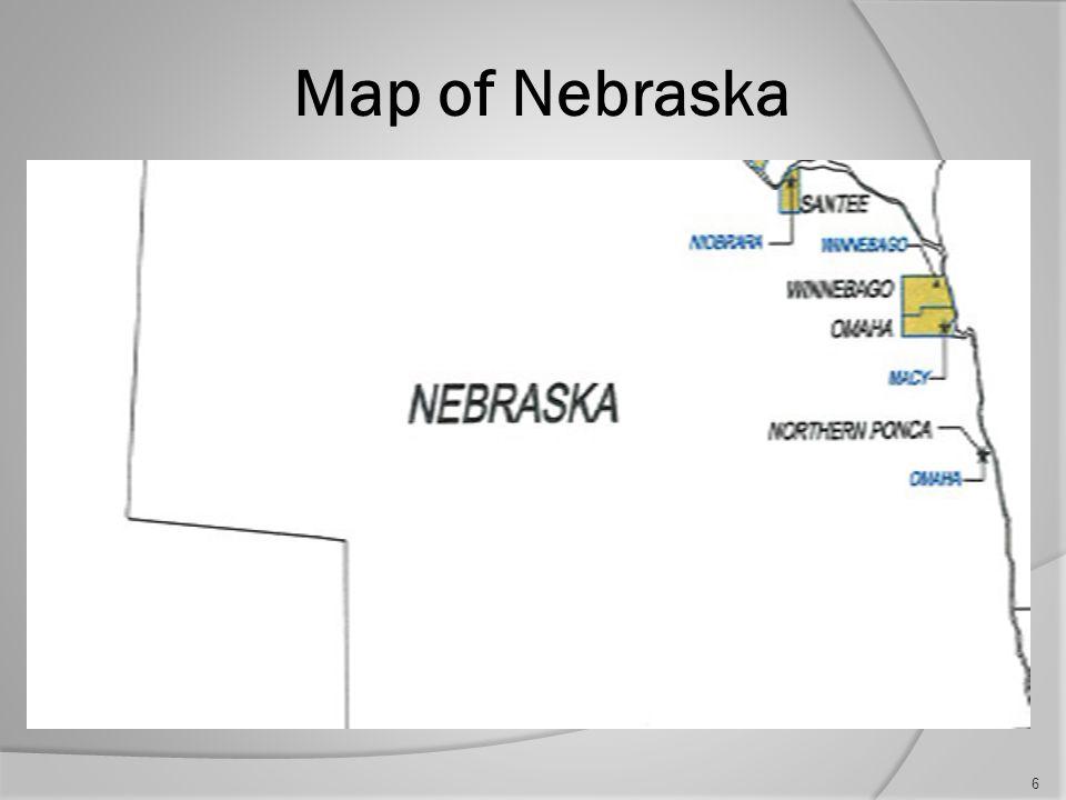 Map of South Dakota 5