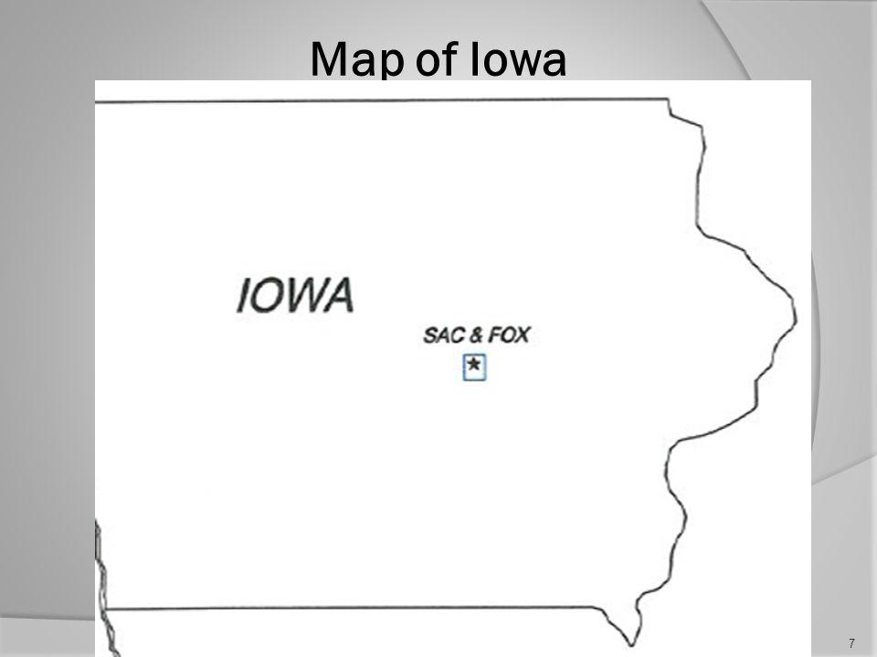 Map of Nebraska 6