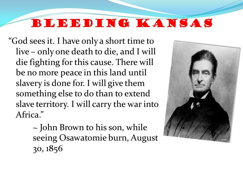 John Brown- Iconic Figure University of Kansas Kansas State University
