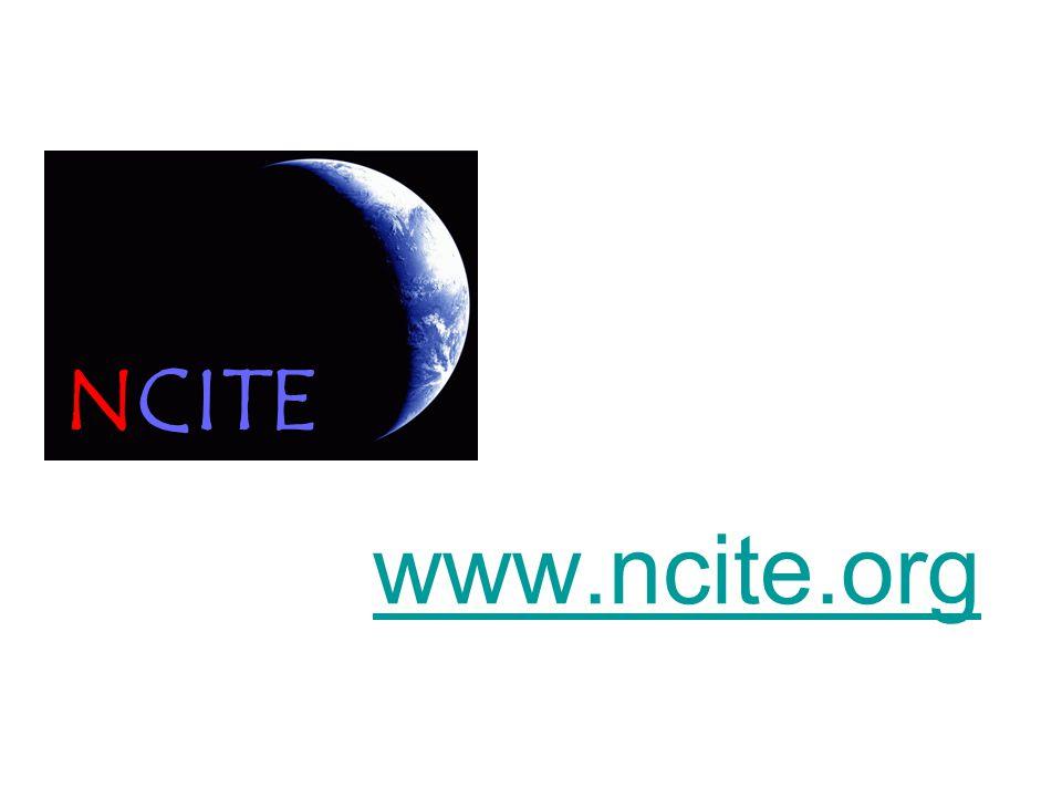www.ncite.org NCITE