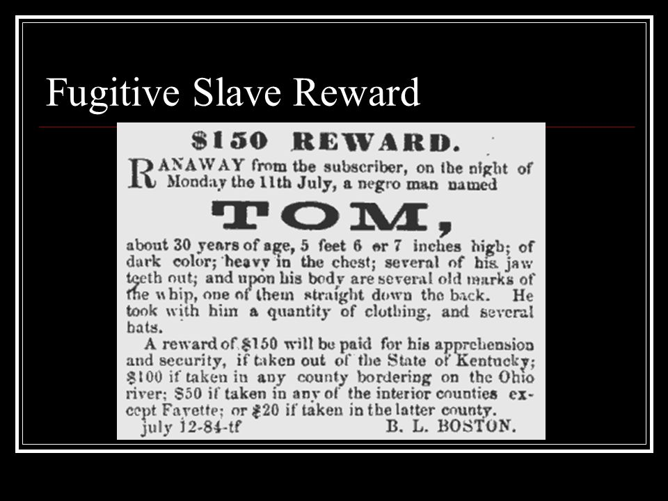 Anthony Burns Capture Fugitive slave was captured in Boston Citizens fought to aid in his release