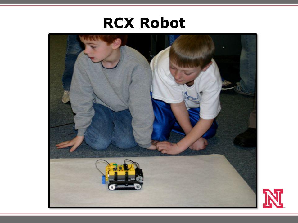 RCX Robot