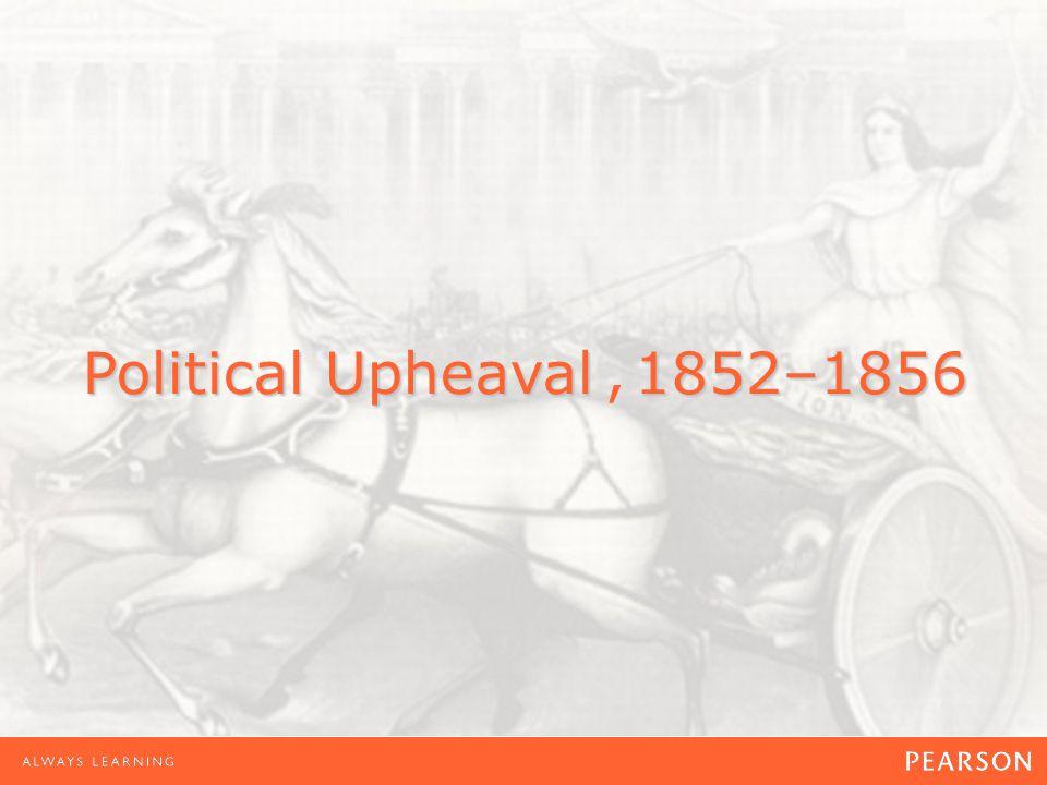 Political Upheaval 1852–1856,