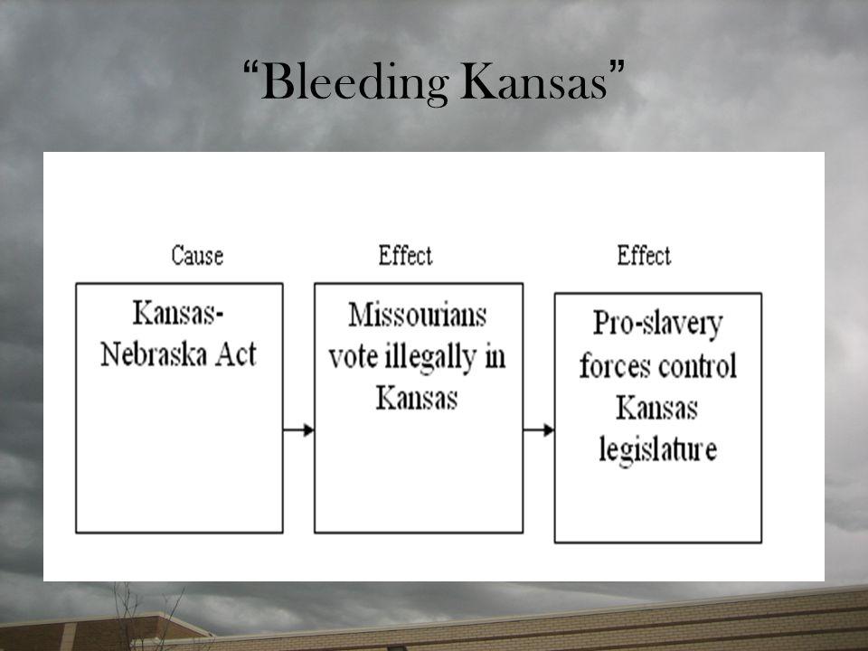 """ Bleeding Kansas """