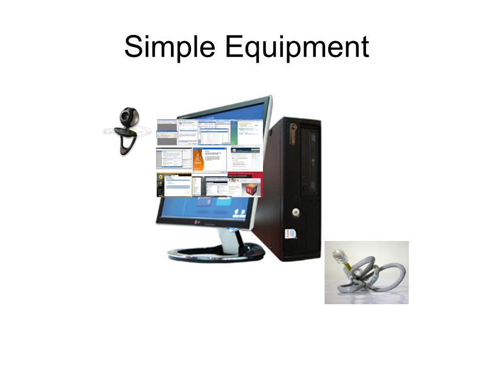 Simple Equipment
