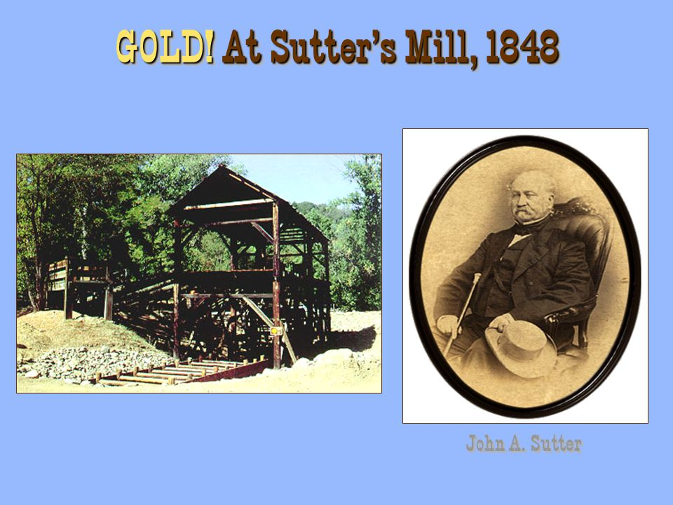 California Gold Rush, 1849 49ers