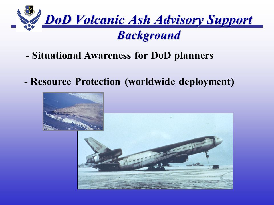 I Joint Air Force and Army Weather Information Network AFWA Web Site Regional Breakdown for Volcanic Activity - 4