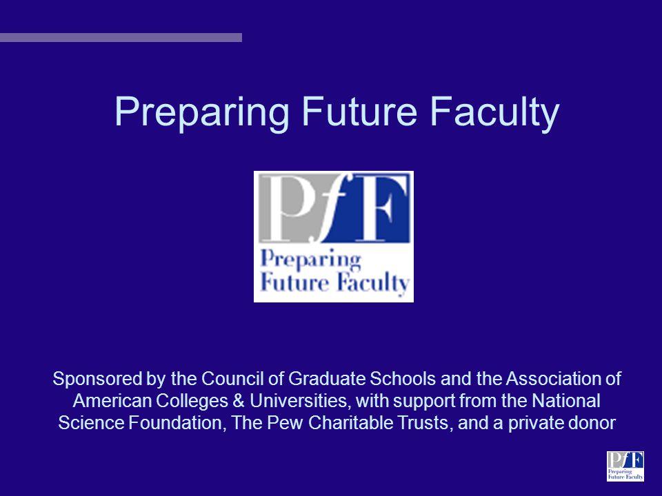 PFF 1 Graduate Schools: 1993-1996 ARIZONA STATE UNIVERSITY - 3 partners CUNY GRADUATE SCHOOL AND UNIVERSITY CENTER - 6 partners CORNELL UNIVERSITY - 3 partners DUKE UNIVERSITY - 3 partners EMORY UNIVERSITY - 3 partners FLORIDA STATE UNIVERSITY - 3 partners HOWARD UNIVERSITY - 4 partners LOYOLA UNIVERSITY OF CHICAGO - 4 partners MARQUETTE UNIV & UNIV OF WISCONSIN-MILWAUKEE -10 partners NORTHEASTERN UNIVERSITY - 3 partners NORTHWESTERN UNIVERSITY - 4 partners OHIO STATE UNIVERSITY - 5 partners UNIVERSITY OF CINCINNATI - 7 partners UNIVERSITY OF KENTUCKY - 6 partners UNIVERSITY OF MINNESOTA - 14 partners UNIVERSITY OF TEXAS-AUSTIN - 4 partners UNIVERSITY OF WASHINGTON - 7 partners