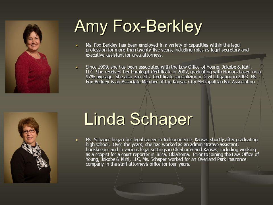 Amy Fox-Berkley Ms.