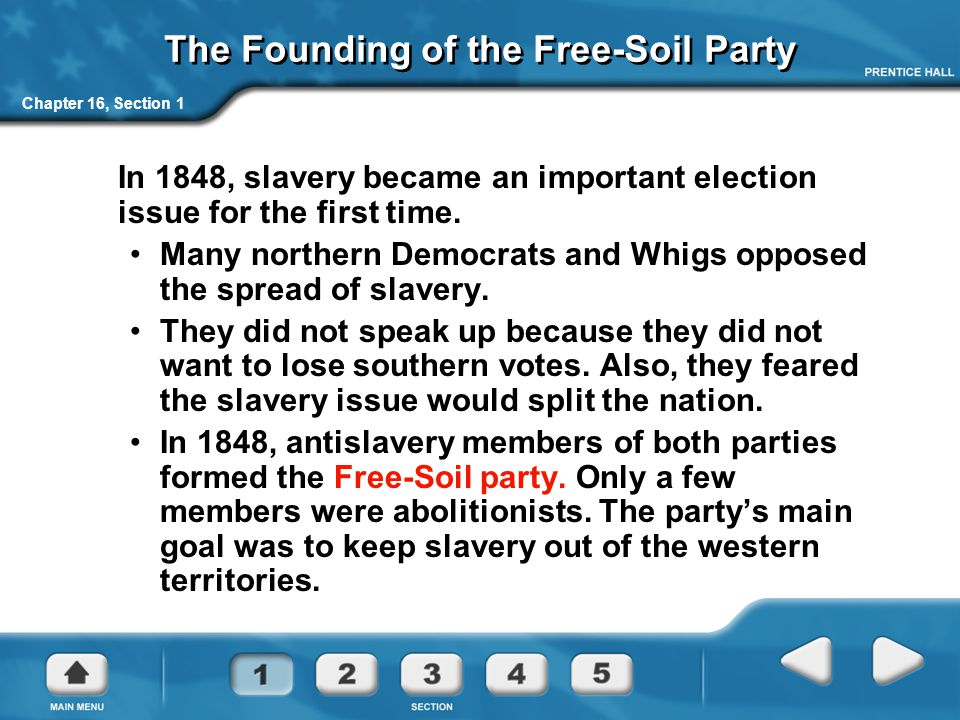Chapter 16, Section 3 The Dred Scott Case What was the Dred Scott Case.