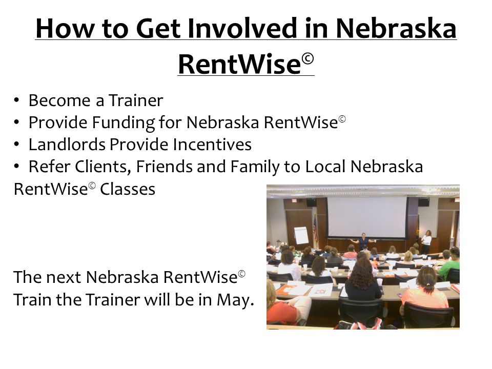 Contact Information Amber Marker Program Manager Nebraska Housing Developers Association amber@housingdevelopers.org Phone: (402) 435-0315 x2 Fax: (402) 435-0331