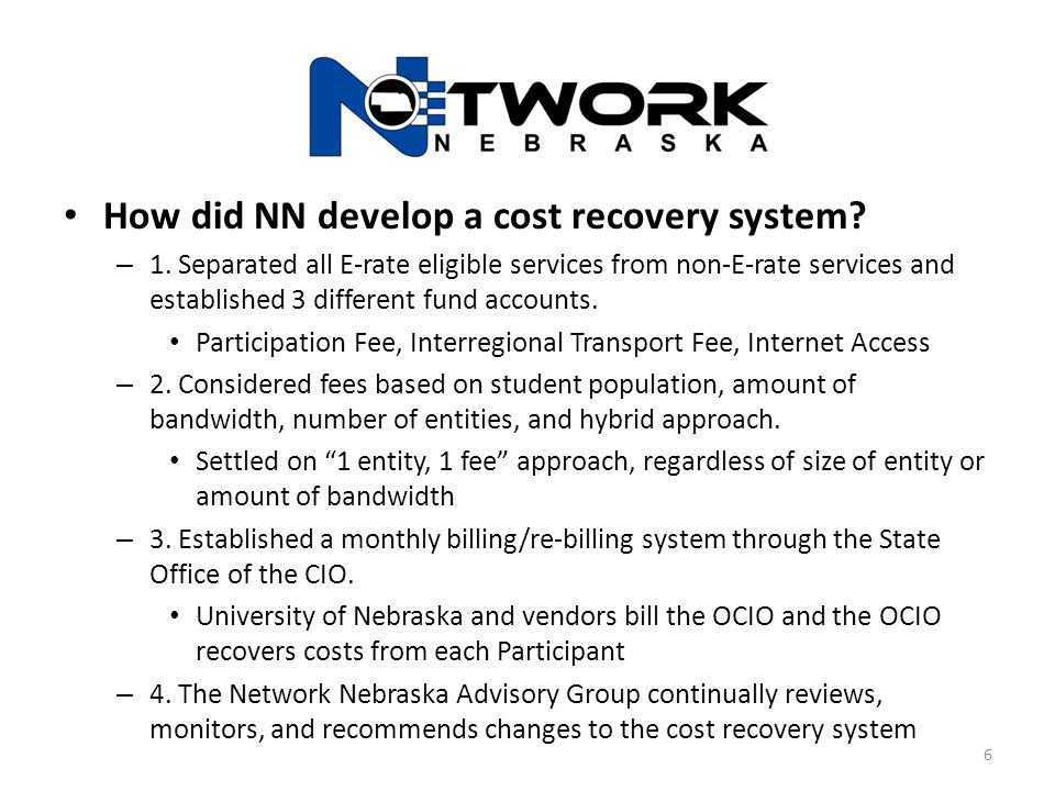 How did NN address control vs cooperation with the school, ESU and college networking staff.