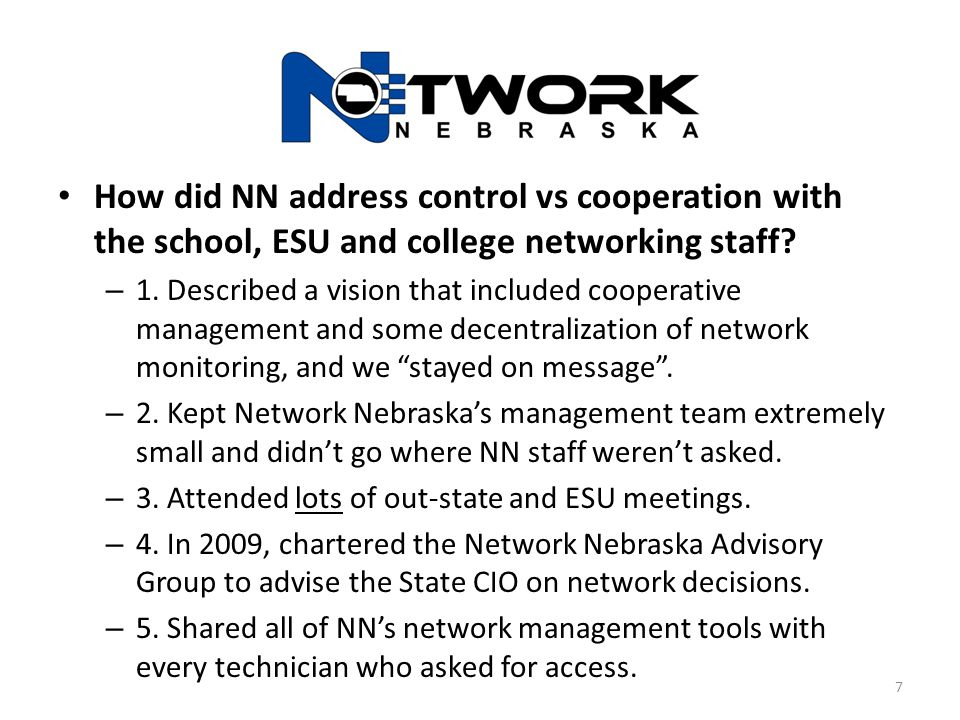 How has NN gotten so many entities to join.– 1.