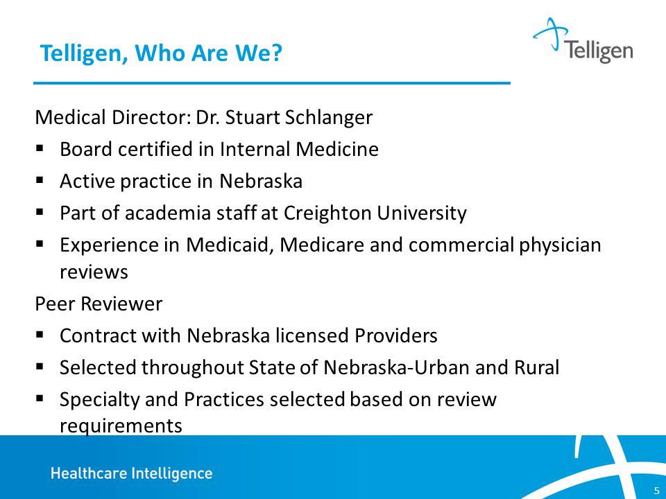 5 Medical Director: Dr.