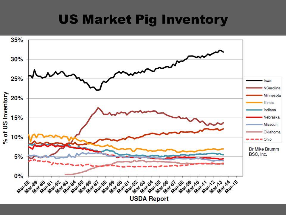 US Market Pig Inventory