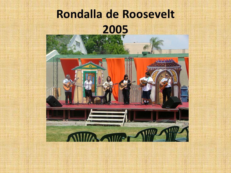 Rondalla de Roosevelt 2005