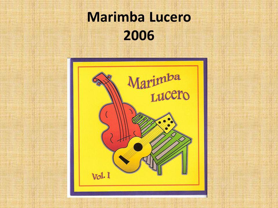 Marimba Lucero 2006