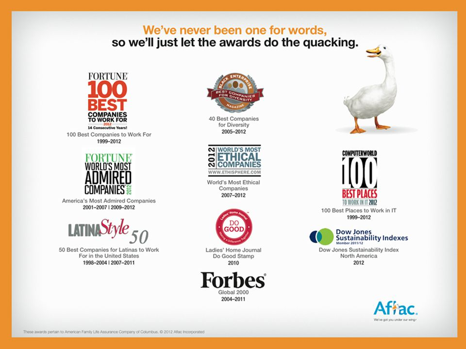 State Government Relations: Mission and Objectives Maintain relations with State legislatures and Insurance Commissioners Monitor State legislation and regulations and act on identified threats and opportunities for Aflac Identify and manage State issues Identify, coordinate and monitor emerging and existing State legislative and industry issues Department Mission: To influence the decisions and actions of State Government in order to protect and advance Aflac's corporate interest.